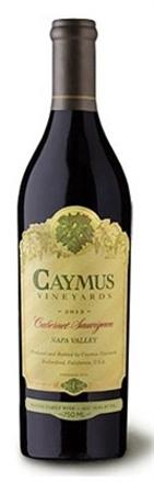 Caymus Vineyards 40th Anniversary  Cabernet Sauvignon Napa Valley